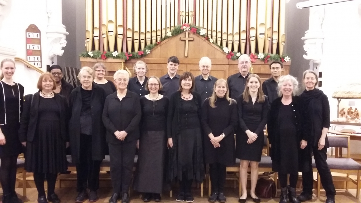 London Concord Singers, 2017