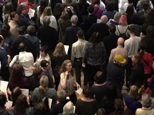 Public Domain UK Premiere, Barbican Centre, 2019
