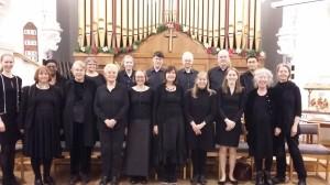 London Concord Singers, 2017
