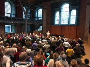 LSO Come and Sing Day, 2019